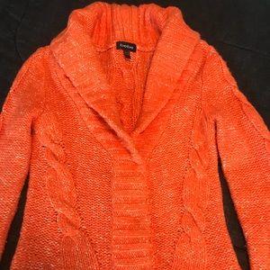 bebe woolen sweater/cardigan